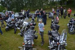 Parchowo Wydarzenie zlot motocyklowy MOTOFOLK KASZUBY 2019